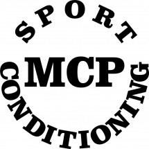MCP Sport Conditioning - Round logo